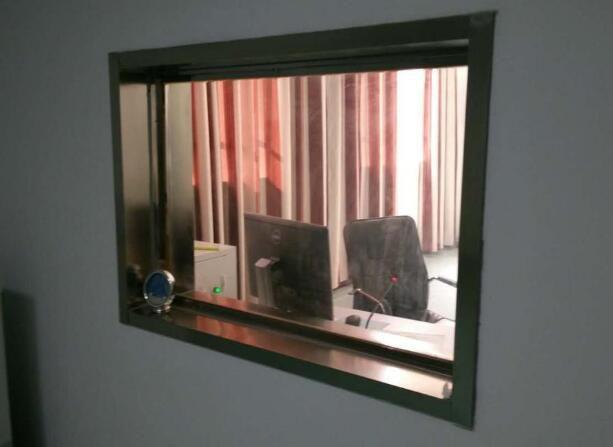 开平防辐射铅玻璃